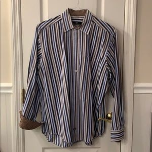 Bugatchi men's dress shirt